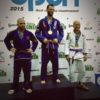 Alex takes 1st at IBJJF 2015