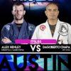 Alex Henley vs Dagoberto Chapa